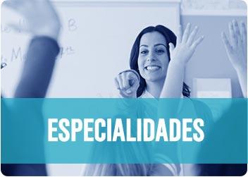 Licenciaturas Especialidades