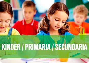 Kinder Primaria Secundaria